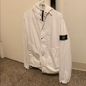 Rare Stone Island Zip-Up Jacket